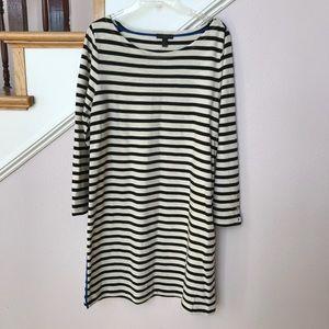 J Crew stripe dress